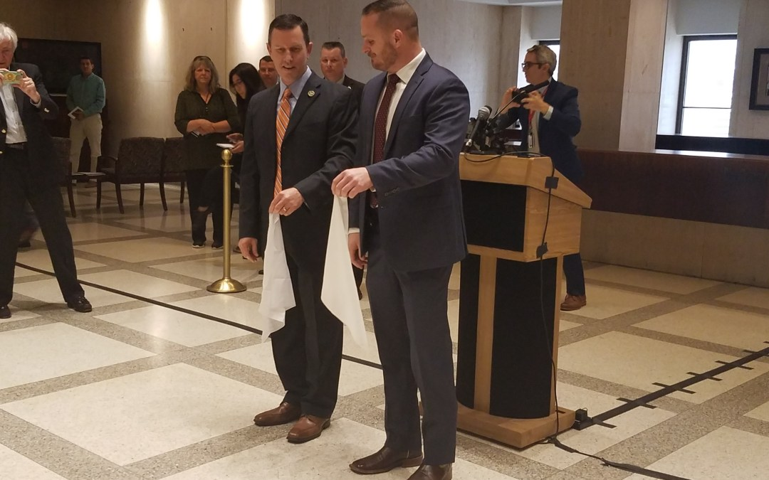 """Sine Die 2018: Gov. Scott, legislative leaders call it an """"incredible"""" session"""