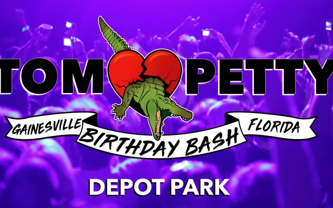 Gainesville to Rename Park After Tom Petty