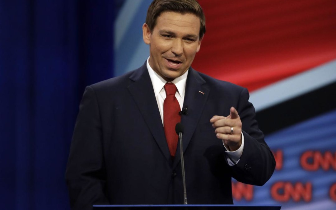 DeSantis begins to build his transition team