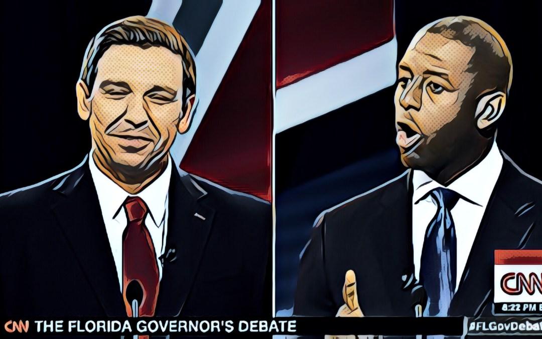 Gillum plays race card – again – during national CNN debate