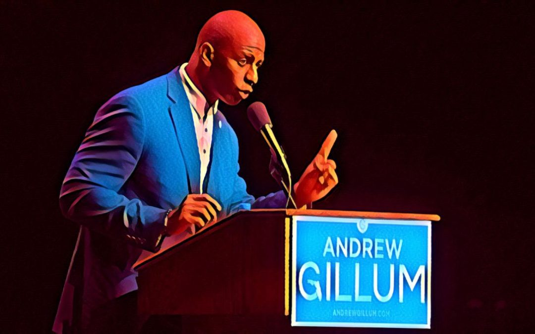 In which I edit Andrew Gillum's pathetic, race-baiting opinion piece in the Tampa Bay Times