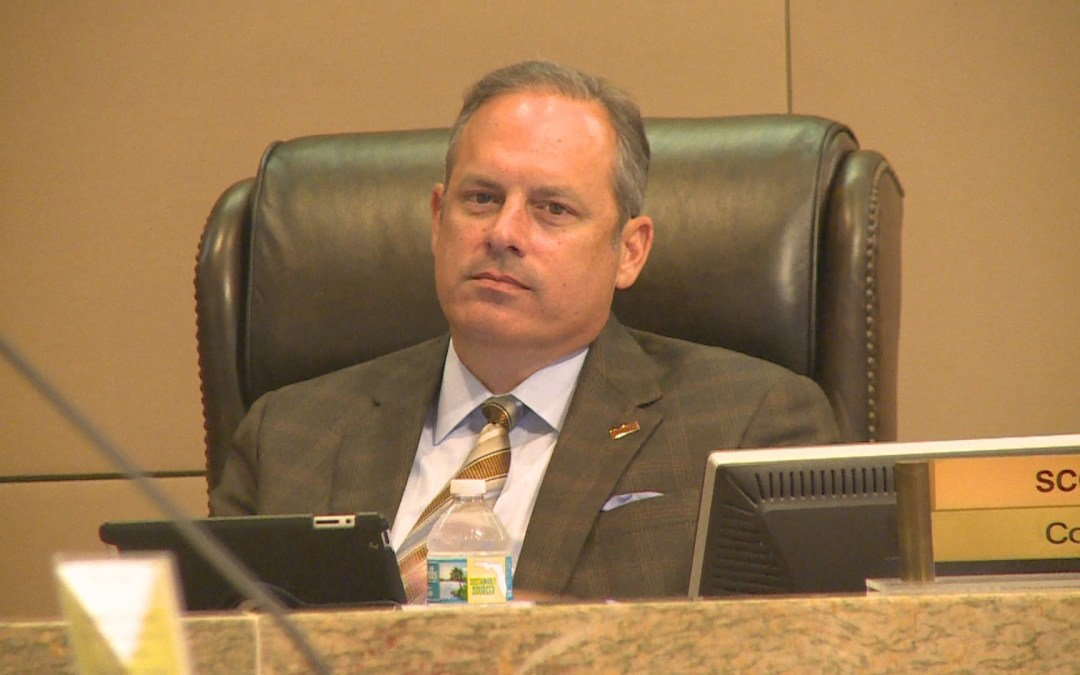 Tallahassee City Commissioner Scott Maddox reportedly indicted