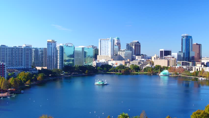 Latest state population estimates show that Florida is adding a city the size of Orlando each year