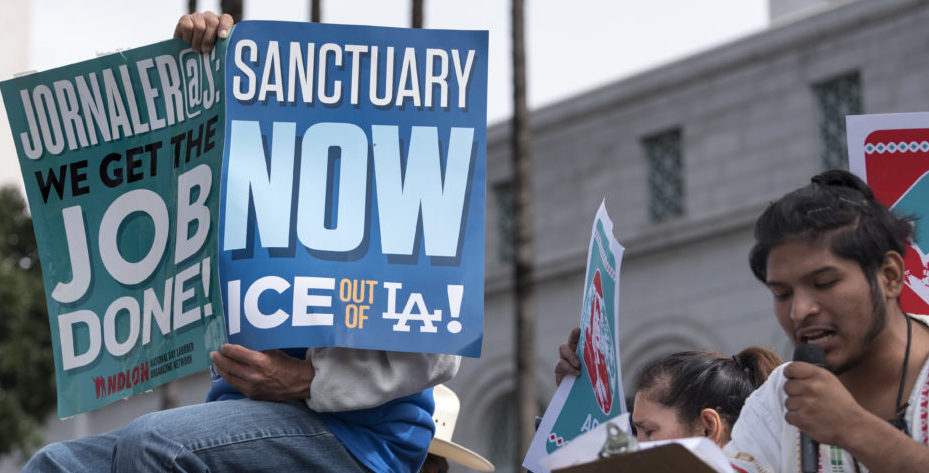 Immigrant groups file challenge against Florida's sanctuary city law