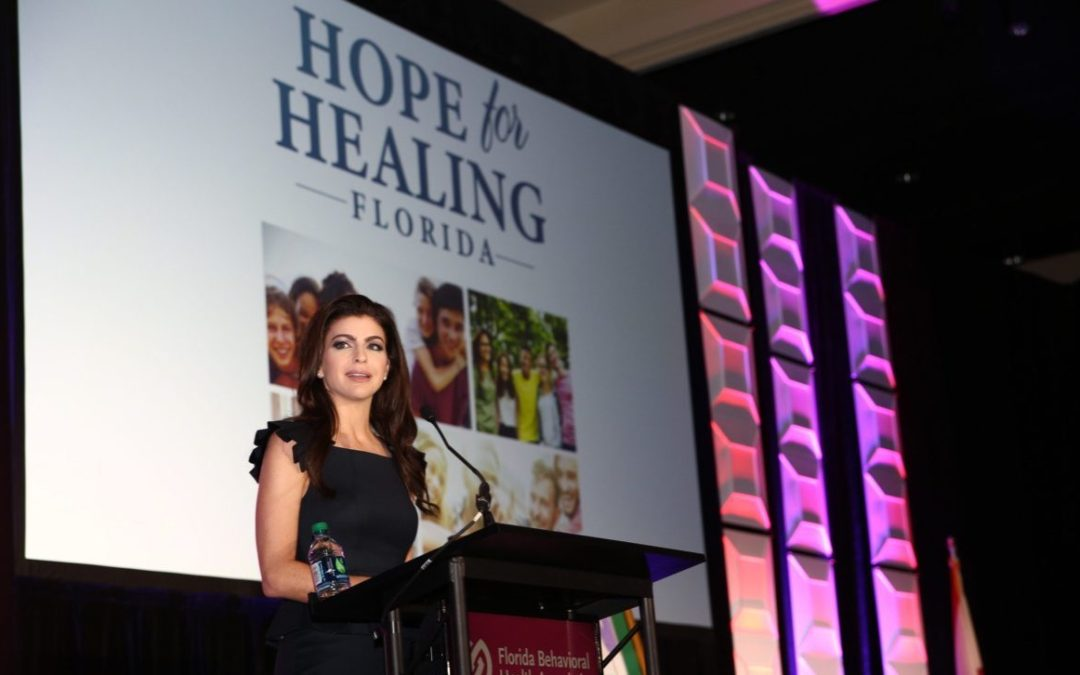 Florida First Lady Casey DeSantis highlights behavioral health conference
