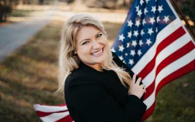 Kat Cammack scores victory in latest Clay County straw poll