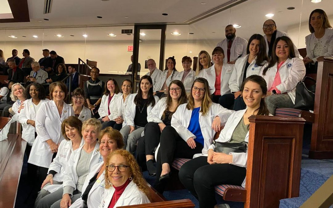 In health care reform push, Oliva highlights nurse practitioners