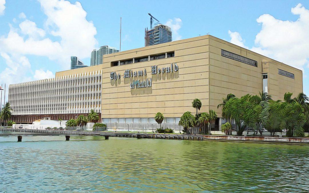 Miami Herald publisher declares bankruptcy, reporters union declares contempt for capitalism