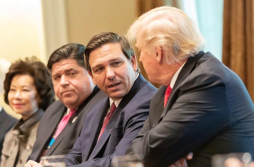 Trump declares Florida a 'major disaster' state