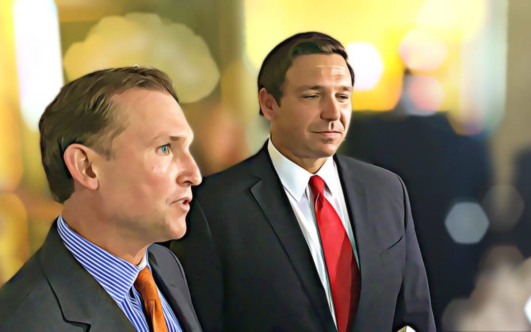 DeSantis campaign finance aide Heather Barker denies NY Times allegations of sandbagging GOP convention fundraising