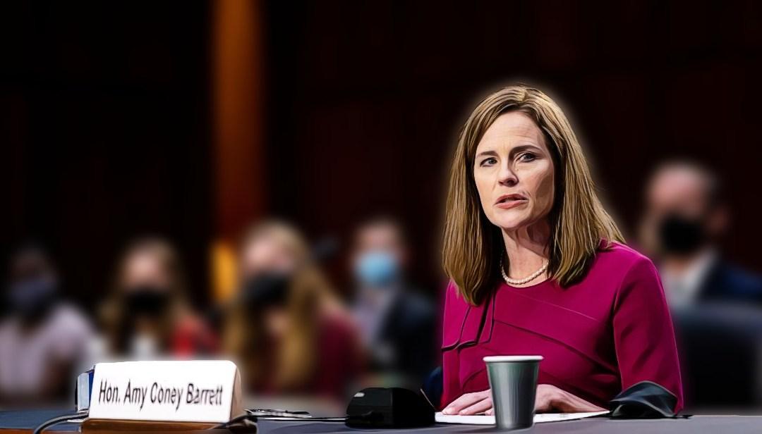 Senate Democrats Should Stop Embarrassing Themselves and Confirm Judge Barrett