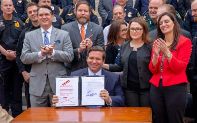 The Wrap: DeSantis readies veto pen; Welcome to your post pandemic life