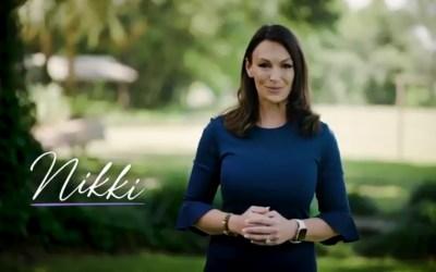 Nikki Fried seeks to 'break the rigged system in Florida' with gubernatorial bid