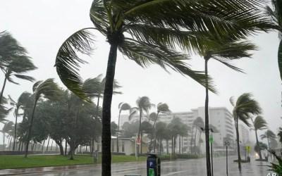 Hurricane forecast updated