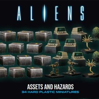 Aliens Assets and Hazards Expansion
