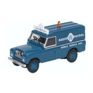 Land Rover Series II LWB RAC Radio Patrol