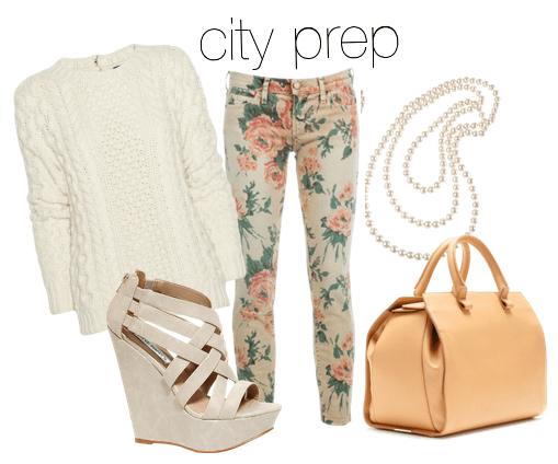 """Character Wear: Olivia Palermo from """"The City"""""""