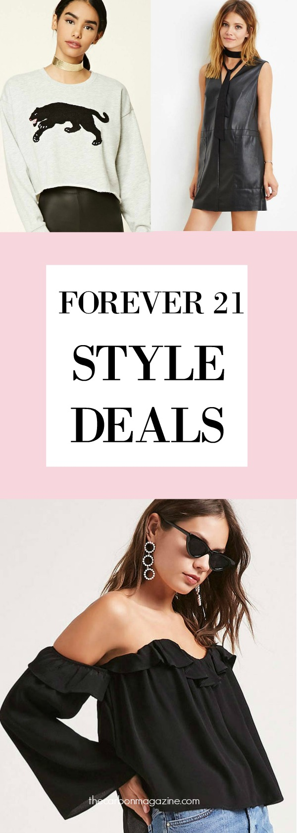 Forever 21 Style Deals November