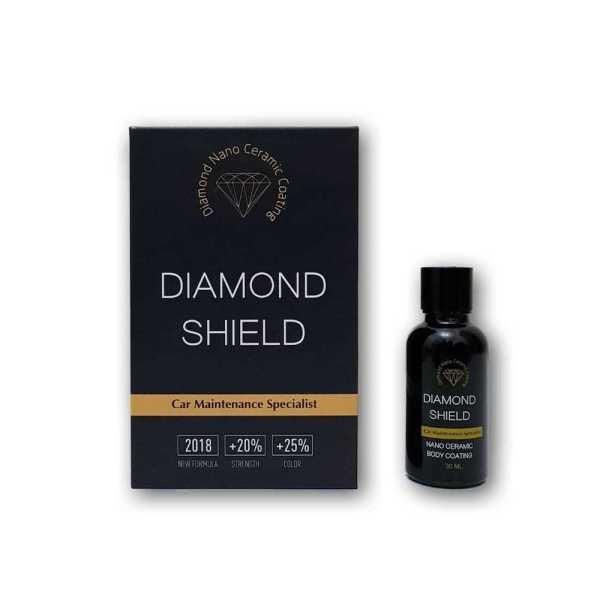 Diamond Shield 9H Nano Ceramic Coating
