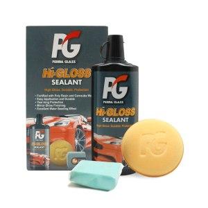 PG Perma Glass Hi Gloss Sealant for Car Exterior, nano ceramic sealant