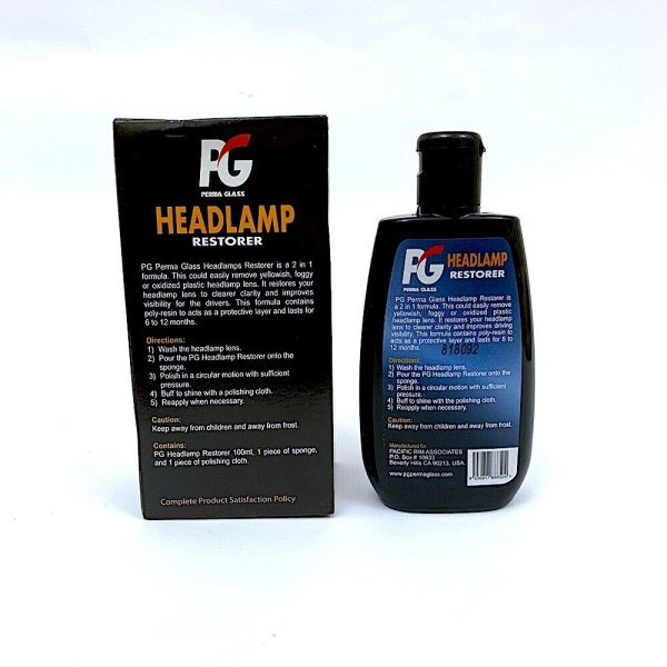 PPG Perma Glass Headlamp Restorer