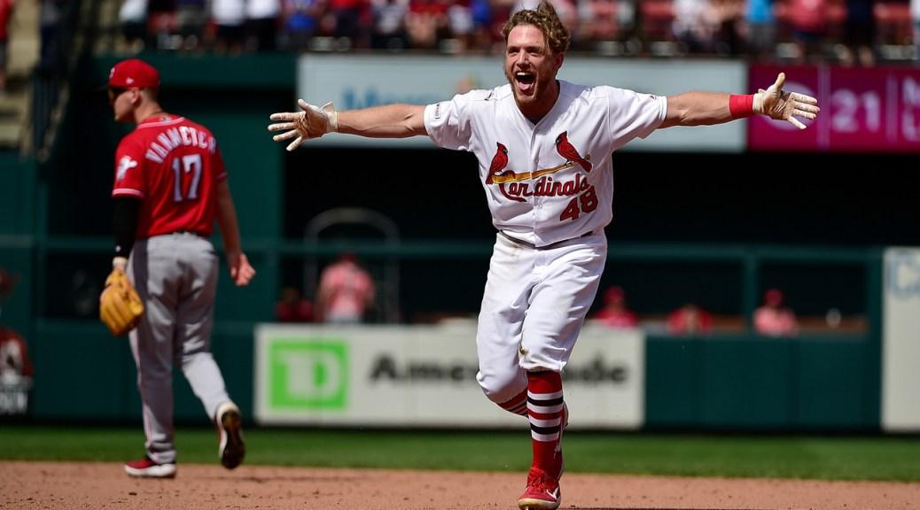 St  Louis Cardinals MLB Notebook – Week of August 26