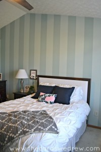 Master Bedroom Update with Crane and Canopy - The Cards We ...
