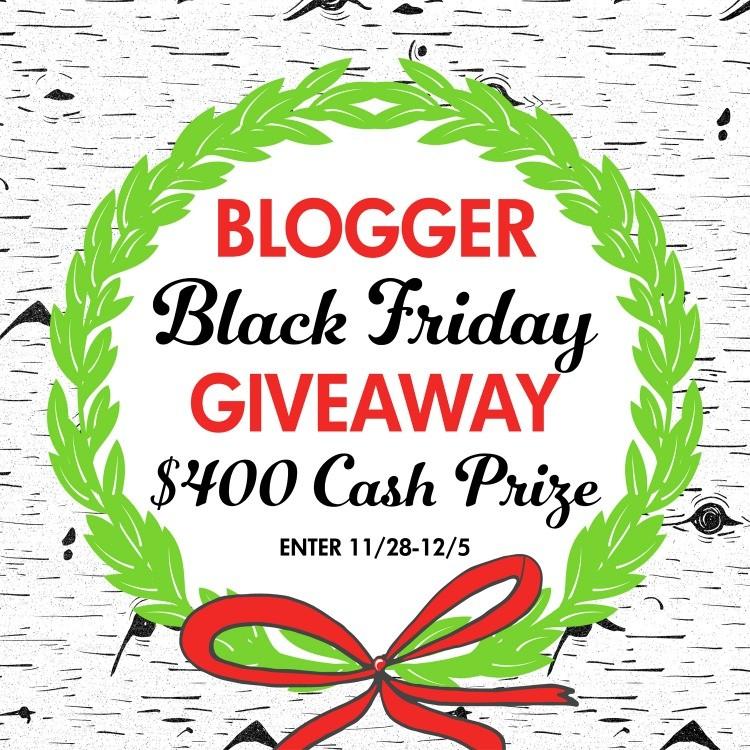 Black Friday Cash Giveaway