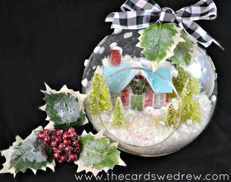 christmas terrarium idea