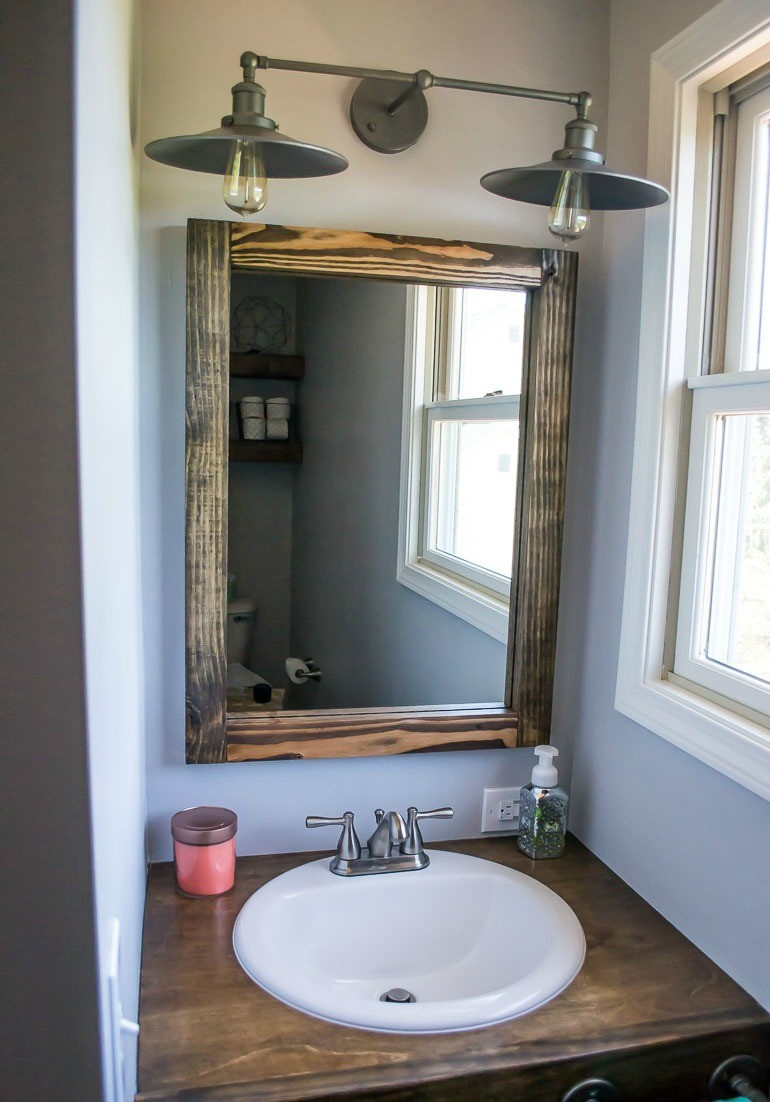 10 Bathroom Vanity Lighting Ideas  The Cards We Drew