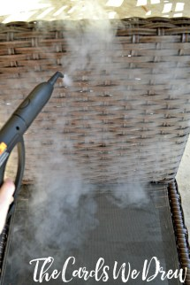 Clean Patio Cushions With Steam Homeright