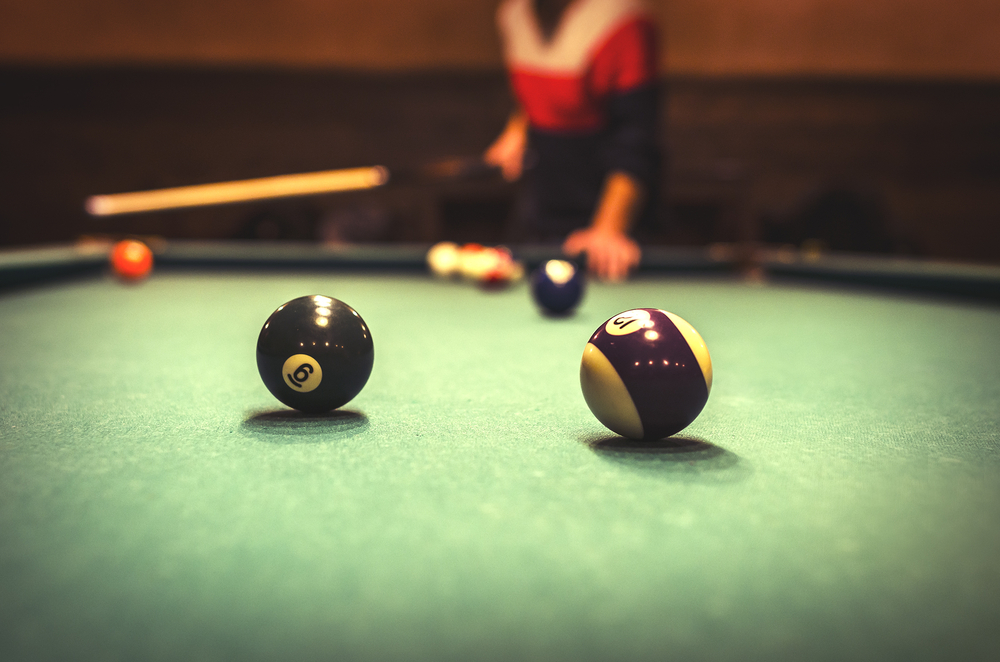 How I used billiards to cope with my stress and anxiety
