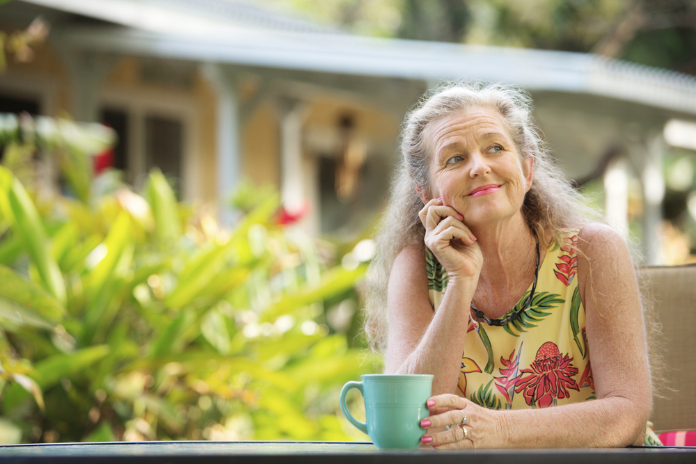 Postcard From California: Alzheimer's 'Looks Like Me, It Looks Like You'