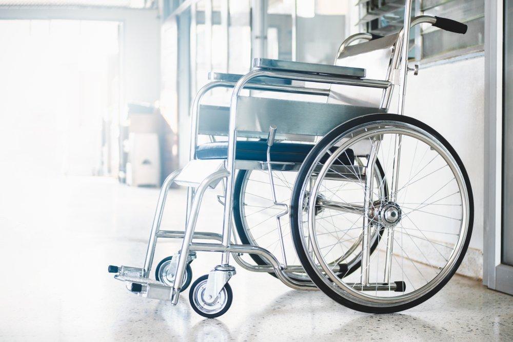 Wheelchair Blues