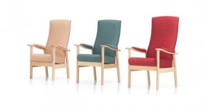 High seat chair - The Care Team Manchester