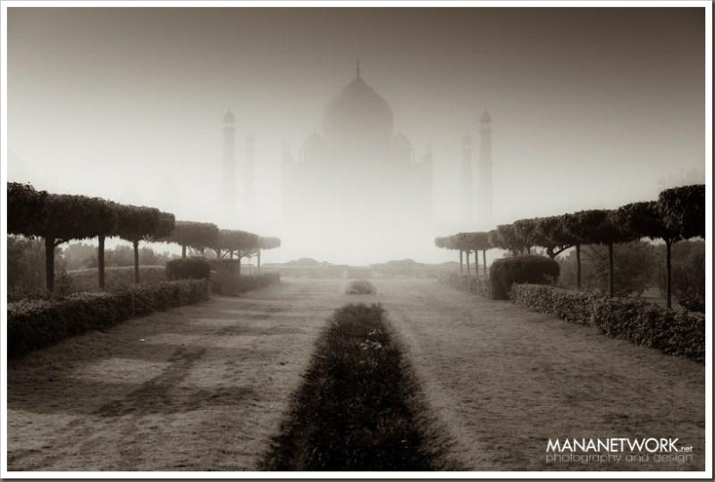 Floating Palace Of Taj