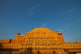 Hawa Mahal at sunrise, Jaipur, India