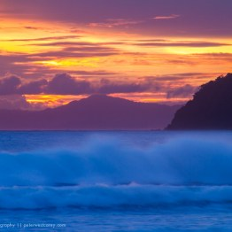 After Sunset, Jaco, Costa Rica