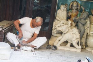 Sculpting, Jaipur, India