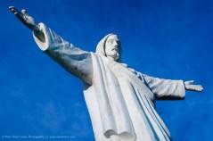Christ Above Cusco, Peru