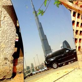 Burj Kalifa, The World's Tallest Building, Dubai, United Arab Em