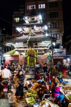 Night Market, Kathmandu, Nepal