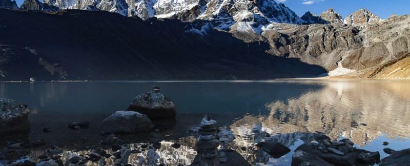 Machermo Range, Gokyo, Nepal
