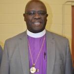 Bishop Claude Berkley