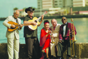 Buena Vista Social Club are returning live Cuban music to the United States.