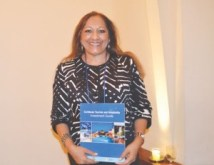 Sandra Baptiste, editor of Caribbean Tourism and Hospitality Investment Guide, aimed at helping the region's economies.