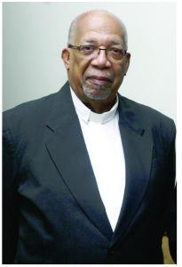 Archbishop of Port of Spain Joseph Harris