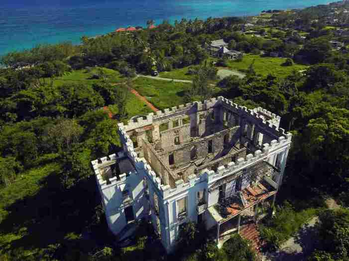 Sam Lord's Castle to rise again