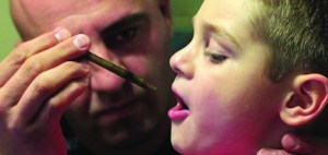 A study shows promise in treating kids with epilepsy using cannabidiol (CBD). By Jasminee Sahoye