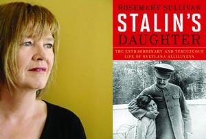 Rosemary Sullivan and her prize-winning book. By Jasminee Sahoye